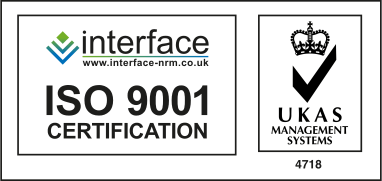 We're ISO 9001 Certified